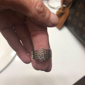 James Avery amazing grace ring